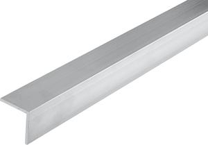 Winkel-Profil gleichschenklig 2.4 x 29.5 mm blank 1 m