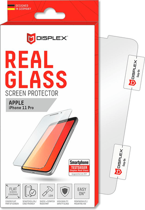 Real Glass Screen Protector