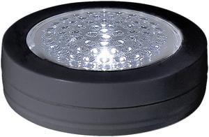 LED Nachtlicht 3er Set, schwarz