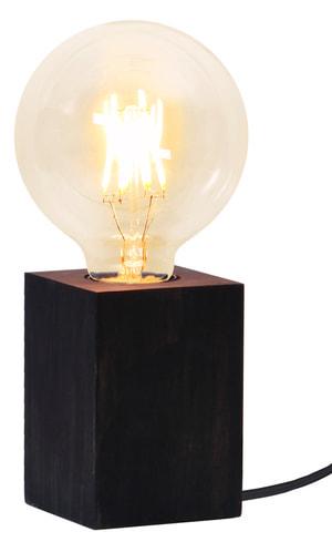Tischleuchte Lys, schwarz