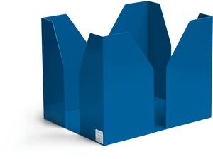 Altpapierständer Verkehrsblau