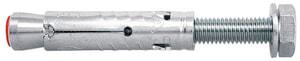 Schwerlastanker TA M8 10 inkl. Schrauben