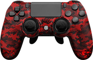 Infinity 4PS Pro Hex Camo Red