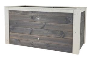 Cassetta per piante rialzata in legno di pino FSC®