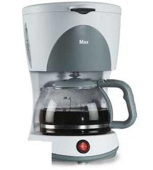 L-MACCHINA CAFFE PASSATO AL FILTRO MAX