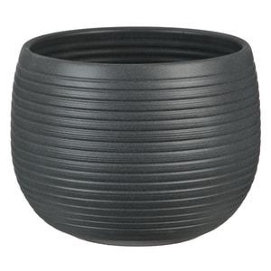 Cache-pot graphite stone