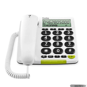 Téléphone PhoneEasy 312cs