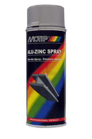 Vernice spray a base di zinco-alluminio 400 ml
