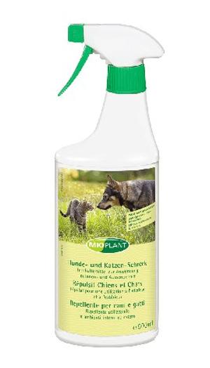 Repellente per cani e gatti, 500 ml