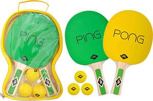 Schildkröt Ping Pong Set Grün
