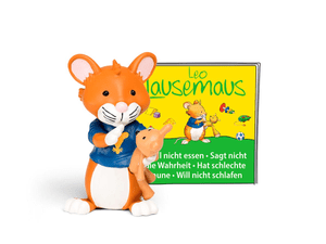 Tonies Hörbuch Leo Lausemaus - Das Original-Hörspiel 1 (DE)