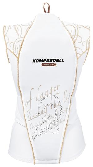 KOMPERDELL AIRSHOCK VEST GIRLZ W BELT