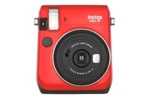 Instax Mini 70 Red
