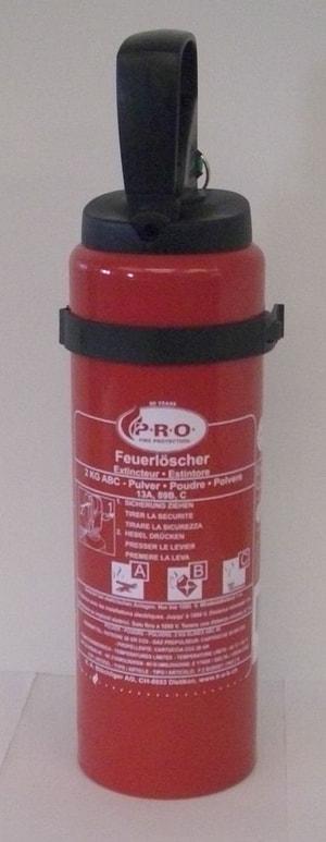 PRO Feuerlöscher