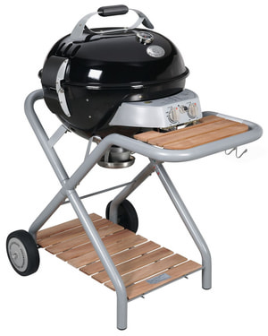 Outdoorchef Ascona 570 MX black