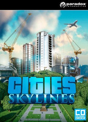 PC/Mac - Cities: Skylines - Deluxe Edition (D)