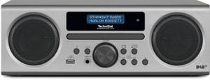 TechniRadio Digit CD BT - Argent