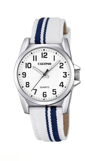 Calypso K5707/1 Junior White&Blue