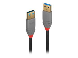 USB 3.0 Typ A Kabel, Anthra Line 2m