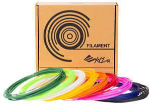 Set Filament pour 3D Pen Cool 1,75mm