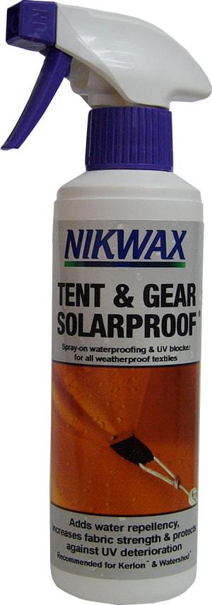 Tent & Gear Solarproof