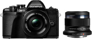 OM-D E-M10 III Kit (14 - 42 mm, 16.10MP, 8.60FPS, WLAN)