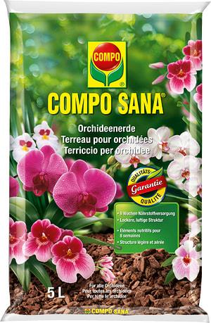 Orchideenerde, 5 l