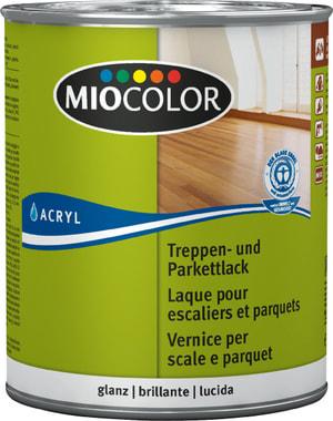 Treppen- und Parkettlack glanz Farblos 750 ml