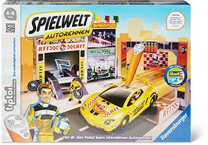 Tiptoi Spielwelt Autorennen (D)