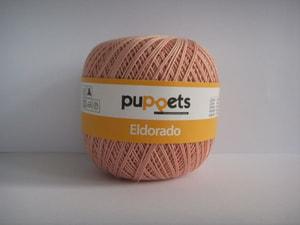 Puppets 100% coton bois de rose 265m