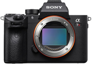 A7R III Import inglese, francese