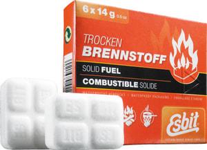 Combustible sec en tablettes 6 x 14 g