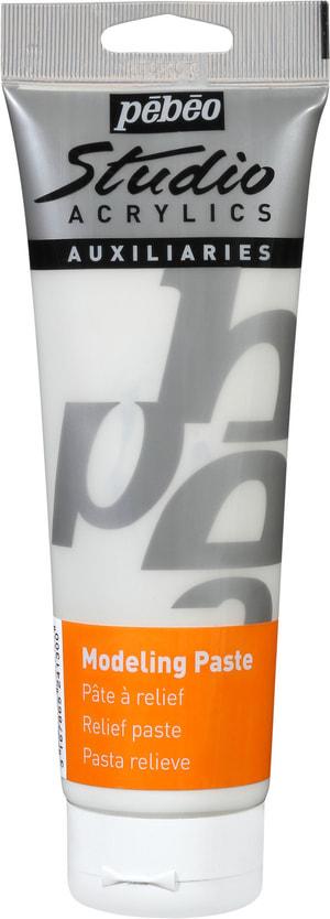Acrylics Modeling pâte relief