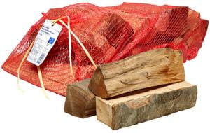 Kaminholz Buche im Sack 12 kg