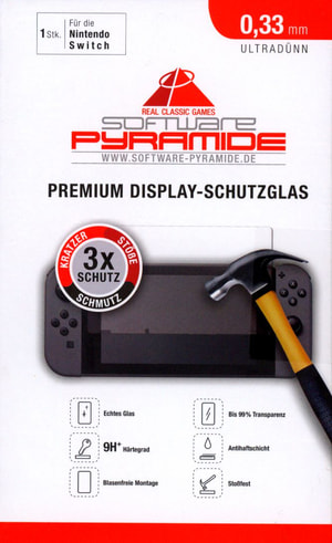 Premium Display-La protection pour Nintendo Switch