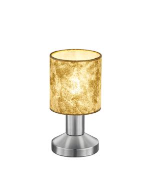 Touch-Tischleuchte Garda, gold