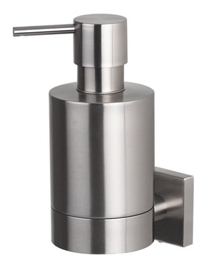 Distributeur de savon avec titulaire Nyo-Steel