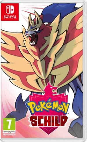 NSW - Pokémon Schild