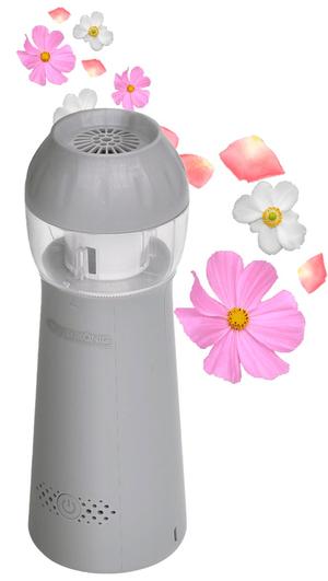 Diffusore di profumo Harmony grigio