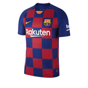 FC Barcelona M SS Home Stadium Jersey