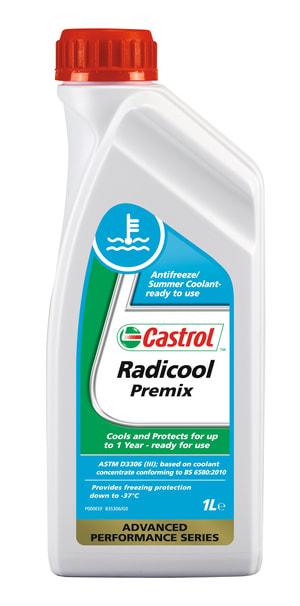 Radicool Premix Liquide de refroidissement avec silicate 1l