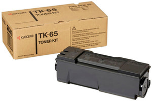 TK-65 Toner Nero
