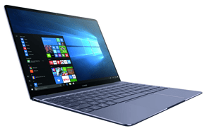 MateBook X 512GB spacegray