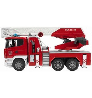 SCANIA Feuerwehrleiterwagen