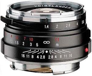 Nokton 35mm / 1.4 M.C. VM II