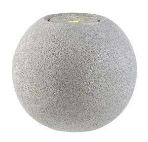 Brunnen Meco 50 Granit-grau
