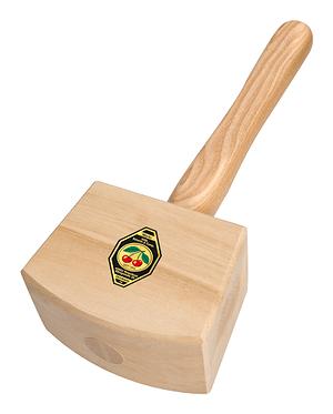 Martello di legno 140 mm