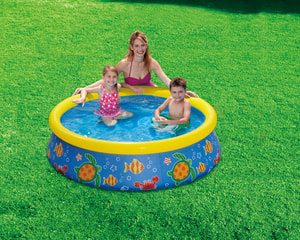 Kinder Quick Set Pool