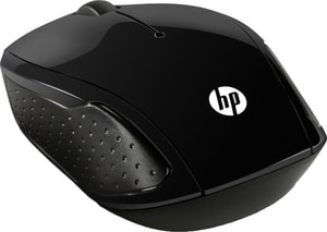 200 Wireless Mouse schwarz