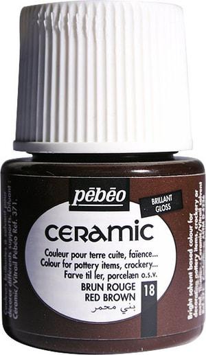 Peinture pour céramique Ceramic PÉBÉO